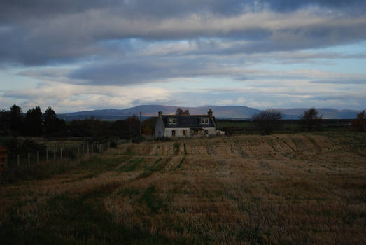 House in the Highlands