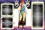 KH-Reopened App - Gwenevieve by Setsuna-Yena