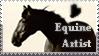 Horse stamp by xMashykax
