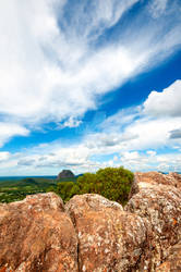 Glasshouse Mountains Vista#1