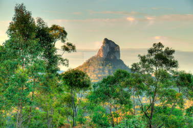 Glasshouse Mountains Vista#2