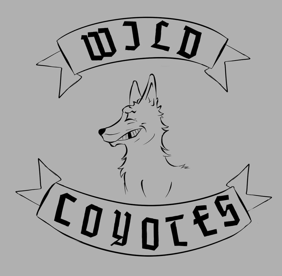 Wild Coyotes by Shattywack