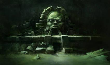 Bunker of God's by zalas