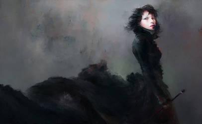Margaret by zalas