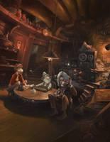 Gustav's adventures by zalas