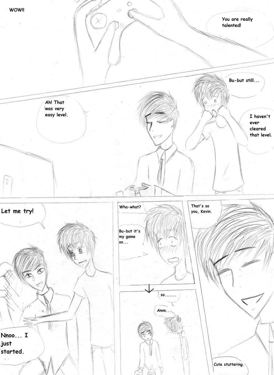 Dance my little prince! Page: -2 by Zutara-fani on deviantART