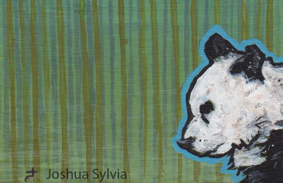 Panda by thegreymirror