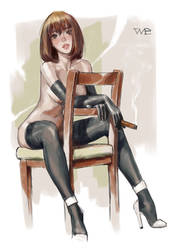 have a break by whiskypaint