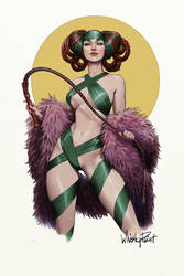 Whip Witch by whiskypaint