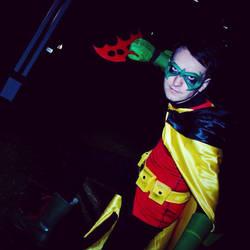New 52 Robin