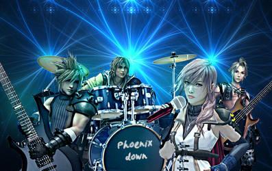 Final-fantasy-band