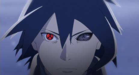 Boruto - Naruto the Movie (Sasuke) by Hyakuten1