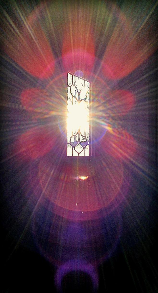 Magic Arrives Through The Front Door by FelaraMysticat