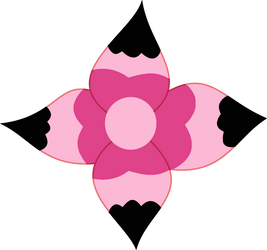 Violet Bloom's Cutie Mark
