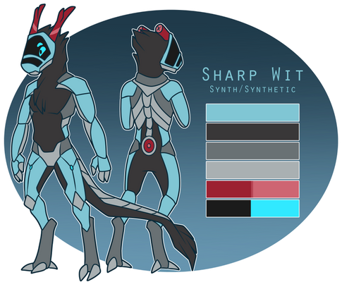 Sharp Wit synth