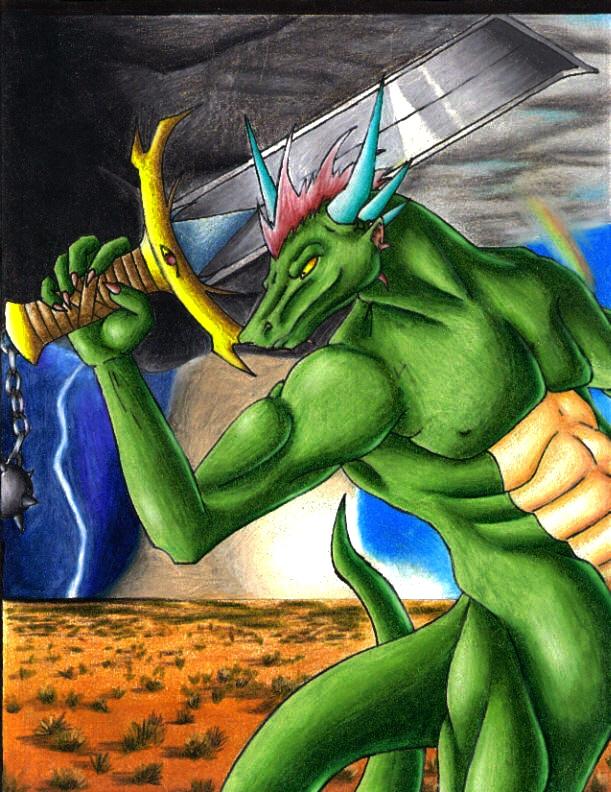 Voluv by Dragon2007
