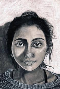 Self Portrait Series #4 - Rachael Garcia