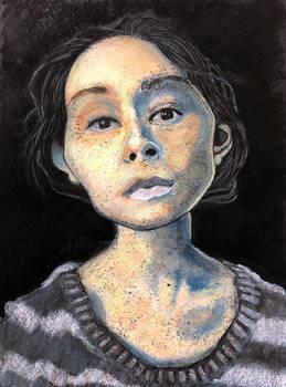 Self Portrait Series #2 - Rachael Garcia