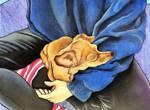 Lapdog 11 by RachaelGarciaArt