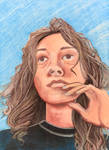 Self Portrait Series #3 - Rachael Garcia