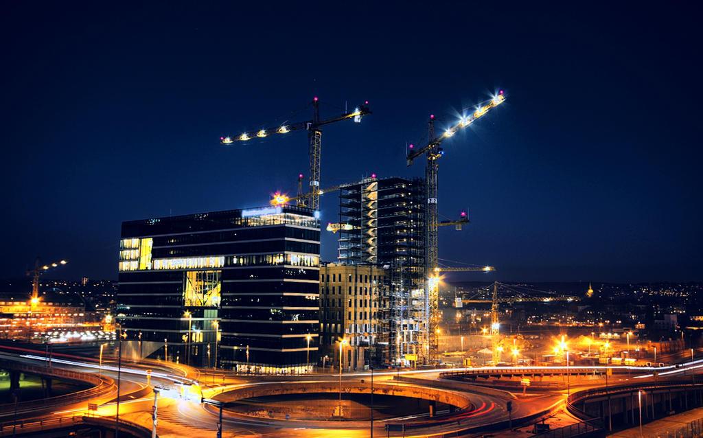 Crane by Lundaren