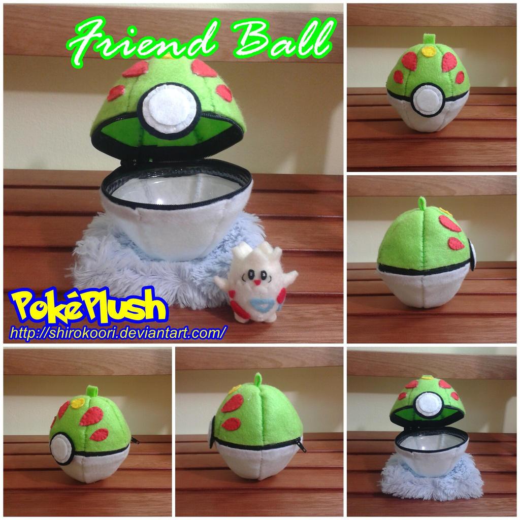 Friend Ball Pokemon 38221 | DFILES