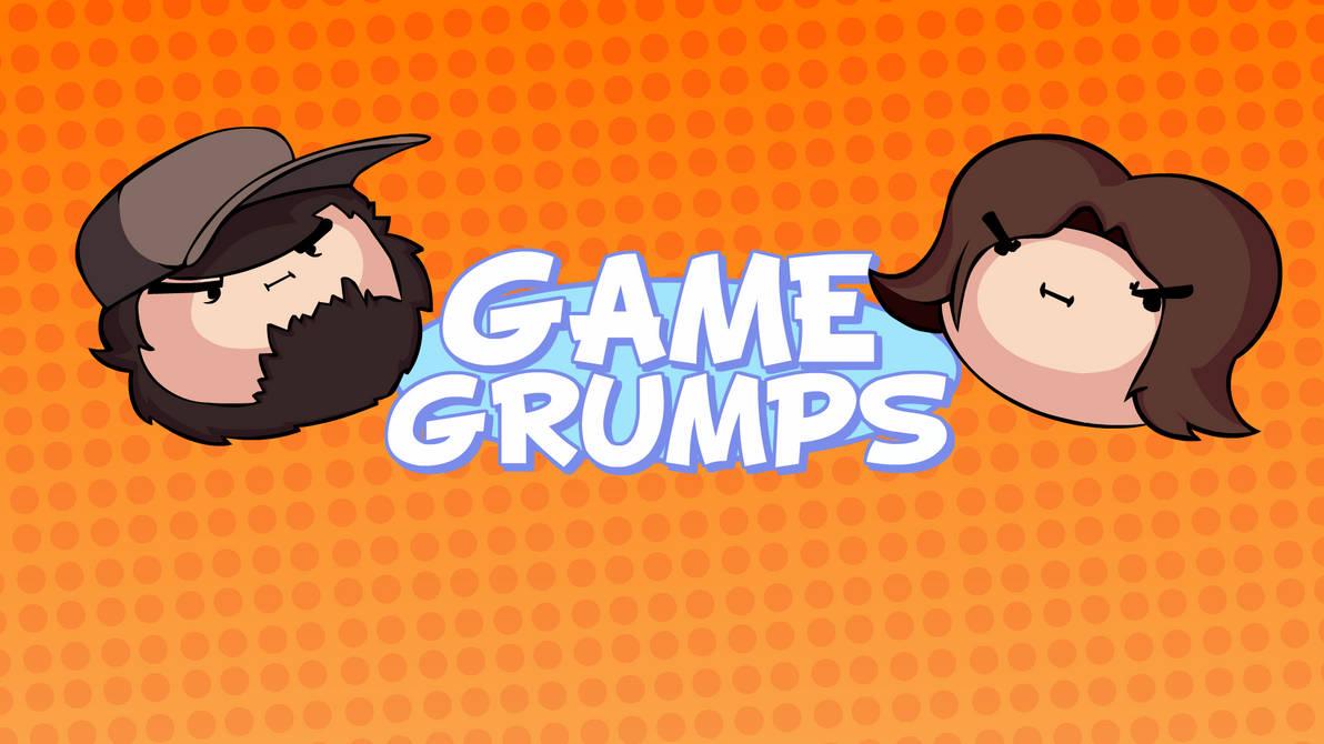 Fan Art - Game Grumps HD Wallpaper - 16:9 by Iviqrr