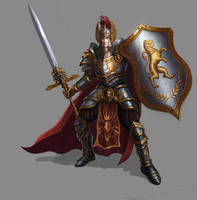Great Swordsman by raino52