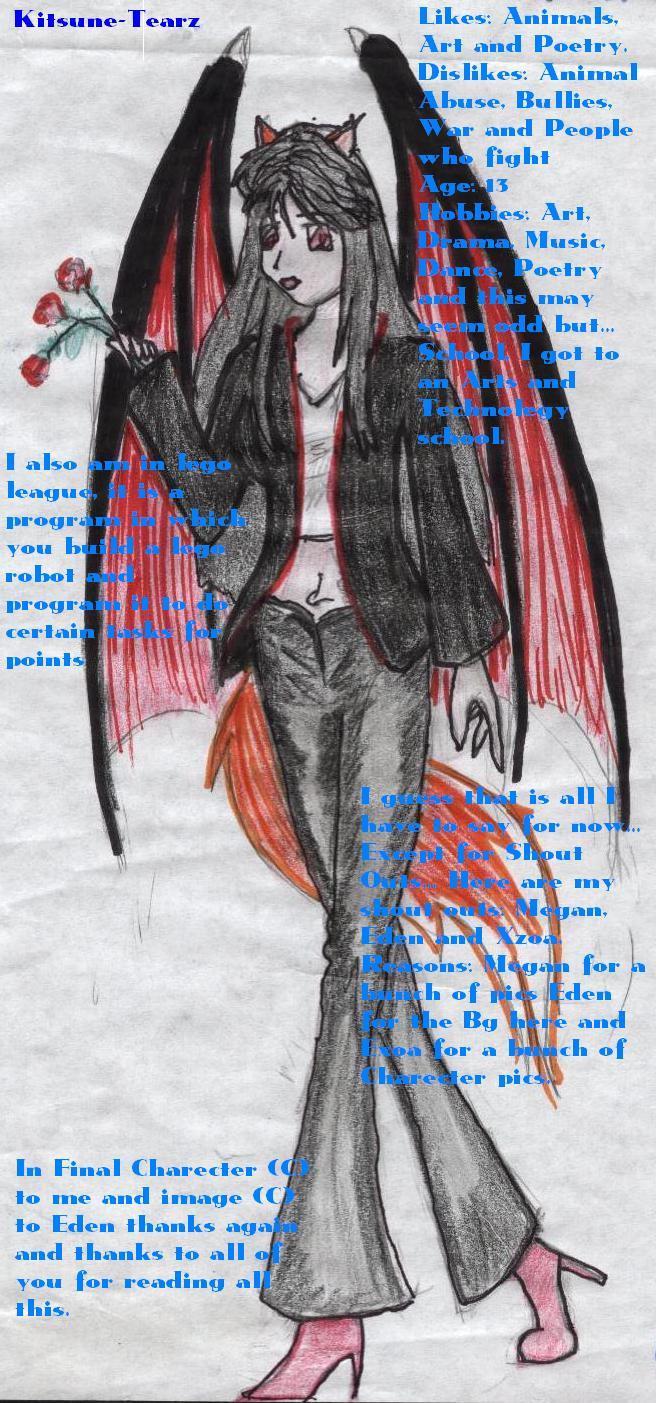 Kitsune-Tearz's Profile Picture