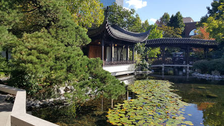 Lan Su Chinese Garden 5 by theApocrypha