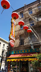 Eastern Bakery in SF Chinatown by theApocrypha