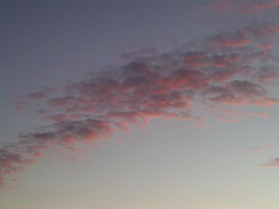 sun rise by halljack