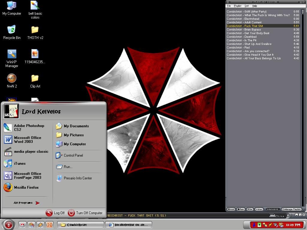 LordKelvelos Desktop - Nov2007