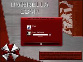 Lord Kelvelos Umbrella Logon