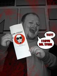 Lockland loves Dr. Steel