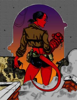 Hellgirl Colors