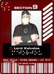 Section9 ID for Lord Kelvelos