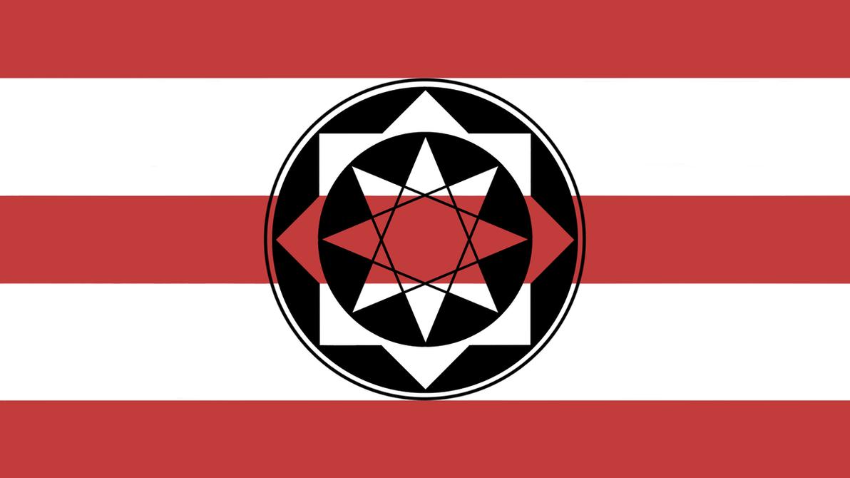 Yomihara Star Flag by laladoodie
