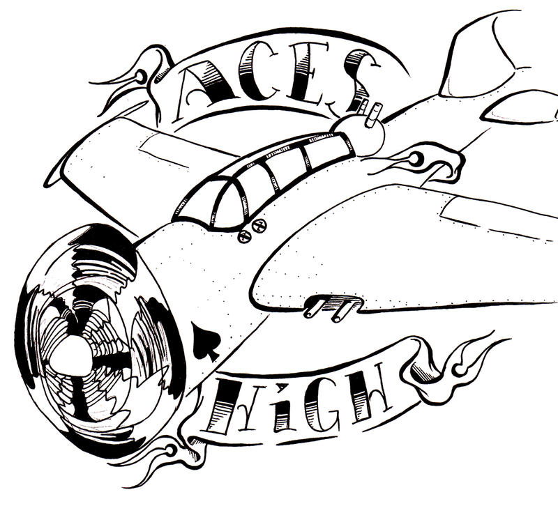 Aces High by ~the-Seat-Perilous on deviantART