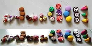 Polymer Clay - Sweet Treats 2