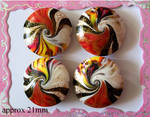 Polymer Clay Beads 61
