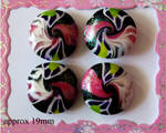 Polymer Clay Beads 63