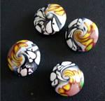 Clay Beads Custom Made 140409b