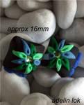 Polymer Clay Beads B359