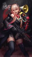 M4sopmod - Girls Frontline