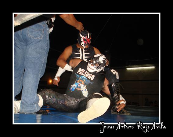 lucha libre en chetumal by chuyman