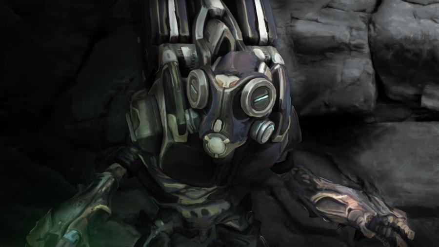 Halo Reach Grunt by TheAdamTaylor on DeviantArt