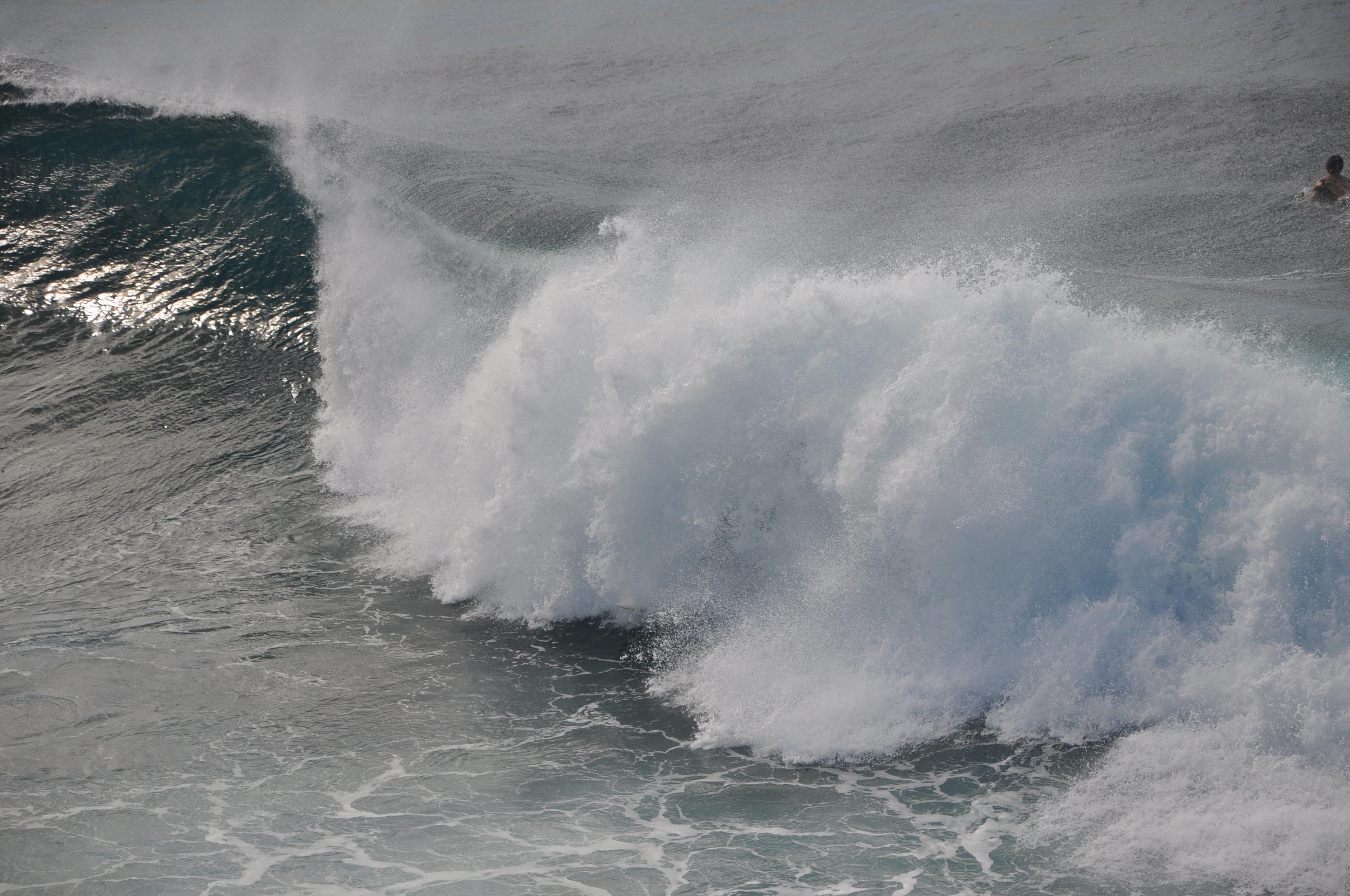Hawaii Waves by Spiteful-Pie-Stock