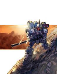 Heavy Gear Blitz by AlexPerkins