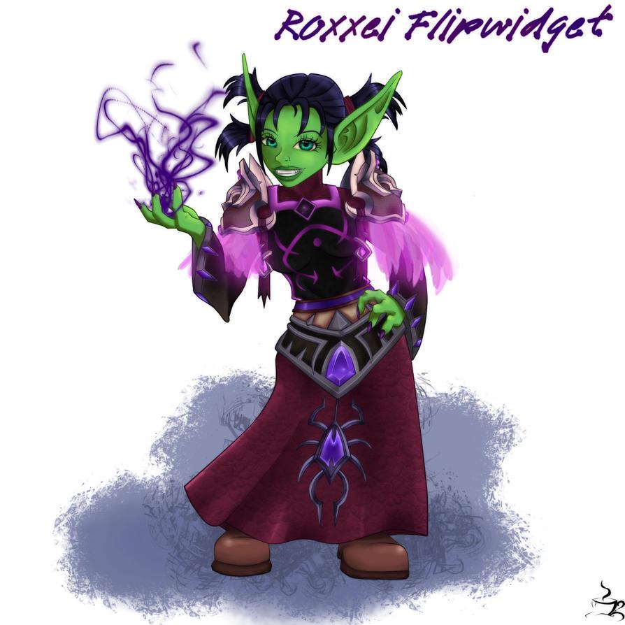 Roxxie Flipwidget by Siilah